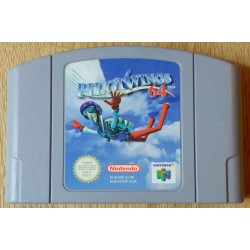 Nintendo 64: Pilotwings 64 (cartridge)