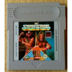 Game Boy: WWF Superstars (Nintendo)