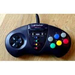 Super Nintendo: Saitek Megapad V MX-611 - Joypad
