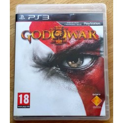 Playstation 3: God of War III