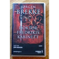 Jørgen Brekke: Doktor Fredrikis kabinett (digikort lydbok)