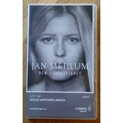 Jan Mehlum: Ren samvittighet (digikort lydbok)