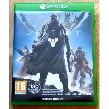 Xbox One: Destiny (Bungie / Activision)