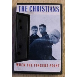 The Christians: When The Fingers Point (kassett)