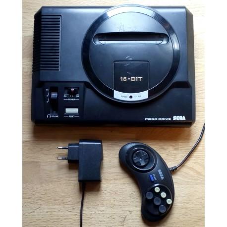 SEGA Mega Drive: Komplett konsoll
