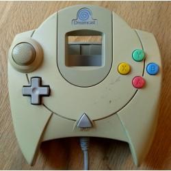 SEGA Dreamcast: Original håndkontroll