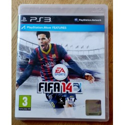 Playstation 3: FIFA 14 (EA Sports)