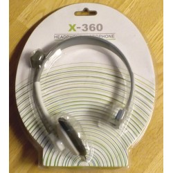 Xbox 360: Headphone Microphone - Ny i eske