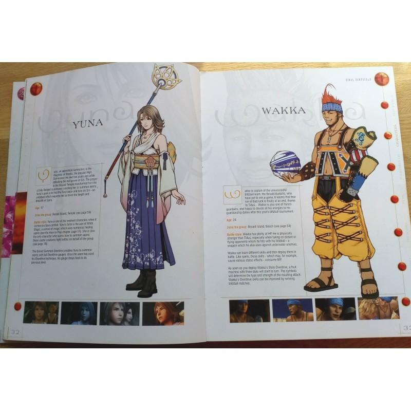 final fantasy x strategy guide pdf