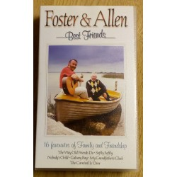 Foster & Allen: Best Friends (VHS)