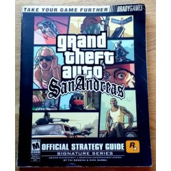 Grand Theft Auto San Andreas - Official Strategy Guide