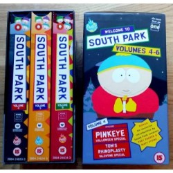 South Park: Volumes 4-6 (VHS)