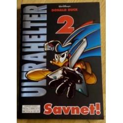 Donald Duck: Ultrahelter - Nr. 2 - Savnet!