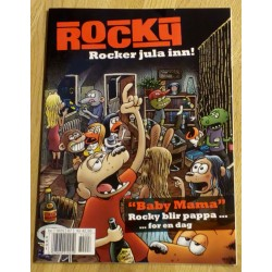 Rocky: Rocker jula inn!