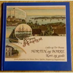 Horten og Borre - Kort og godt