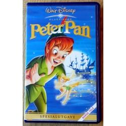 Walt Disney Klassikere: Peter Pan (VHS)
