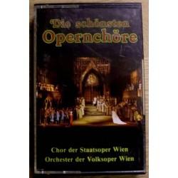 Die schönsten Opernchöre (kassett)
