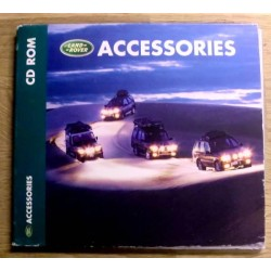 Land Rover Accessories CD-ROM