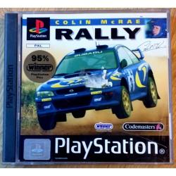 Colin McRae Rally (Codemasters)