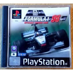 Formula 1 98 (Psygnosis)