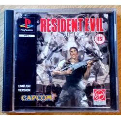 Resident Evil (Capcom / Virgin)