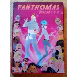 Fanthomas: Sesong 1 & 2 (DVD)