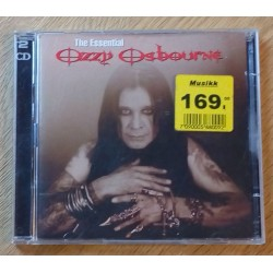 The Essential Ozzy Osbourne (CD)