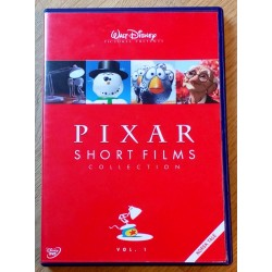 Pixar Short Films Collection: Vol. 1 - Norsk tale (DVD)