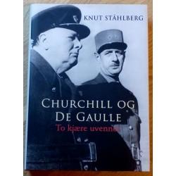 Churchill og De Gaulle: To kjære uvenner
