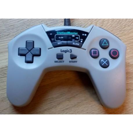 Logic 3 - Station Master håndkontroll