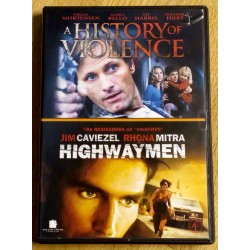 A History of Violence og Highwaymen (DVD)