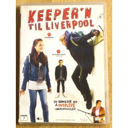 Keepern til Liverpool (DVD)