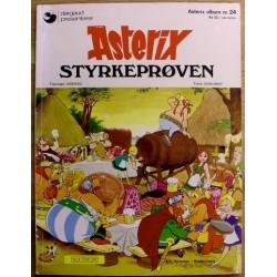 Asterix: Nr. 24 - Styrkeprøven (1979)