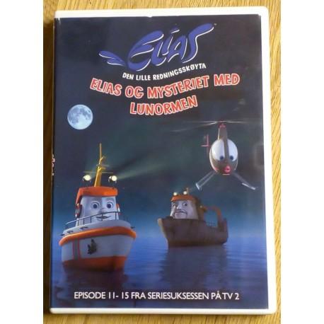 Elias og mysteriet med lunormen (DVD)