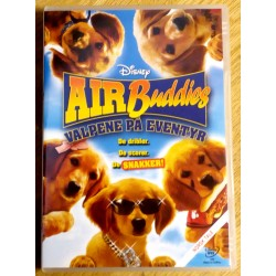 Air Buddies - Valpene på eventyr (DVD)