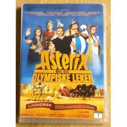 Asterix og de olympiske leker (DVD)