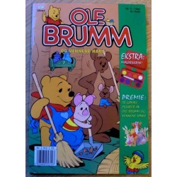 Ole Brumm og vennene hans: 1998 - Nr. 3
