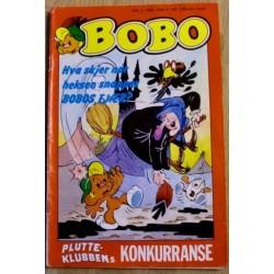 Bobo: 1985 - Nr. 2 - Bobo og ønskefjæren