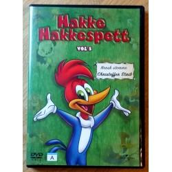 Hakke Hakkespett: Vol. 5 (DVD)