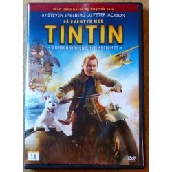 På eventyr med Tintin - Enhjørningens hjemmelighet (DVD)