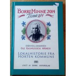 Borreminne 2014: Lokalhistorie fra Horten kommune