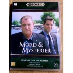 Mord & Mysterier: Boks 13 (DVD)