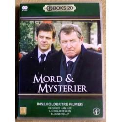 Mord & Mysterier: Boks 20 (DVD)