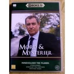 Mord & Mysterier: Boks 12 (DVD)