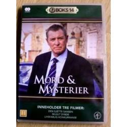 Mord & Mysterier: Boks 14 (DVD)