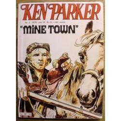 "Ken Parker: Nr. 2 - 1979 - ""Mine Town"""
