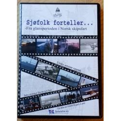 Sjøfolk forteller... - Fra glansperioden (DVD)
