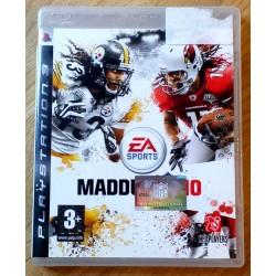Playstation 3: Madden NFL 10 (EA Sports)