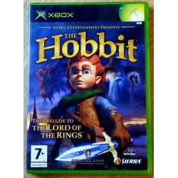 Xbox: The Hobbit - The Prelude to The Lord of the Rings (Sierra)