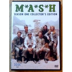 M*A*S*H: Sesong 1 (DVD)